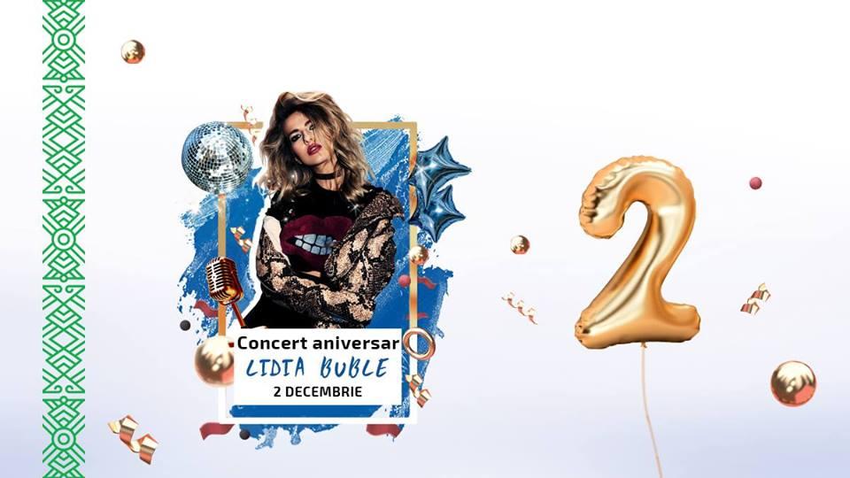 Shopping City Piatra Neamț sărbătorește 2 ani cu un concert aniversar Lidia Buble și multe premii