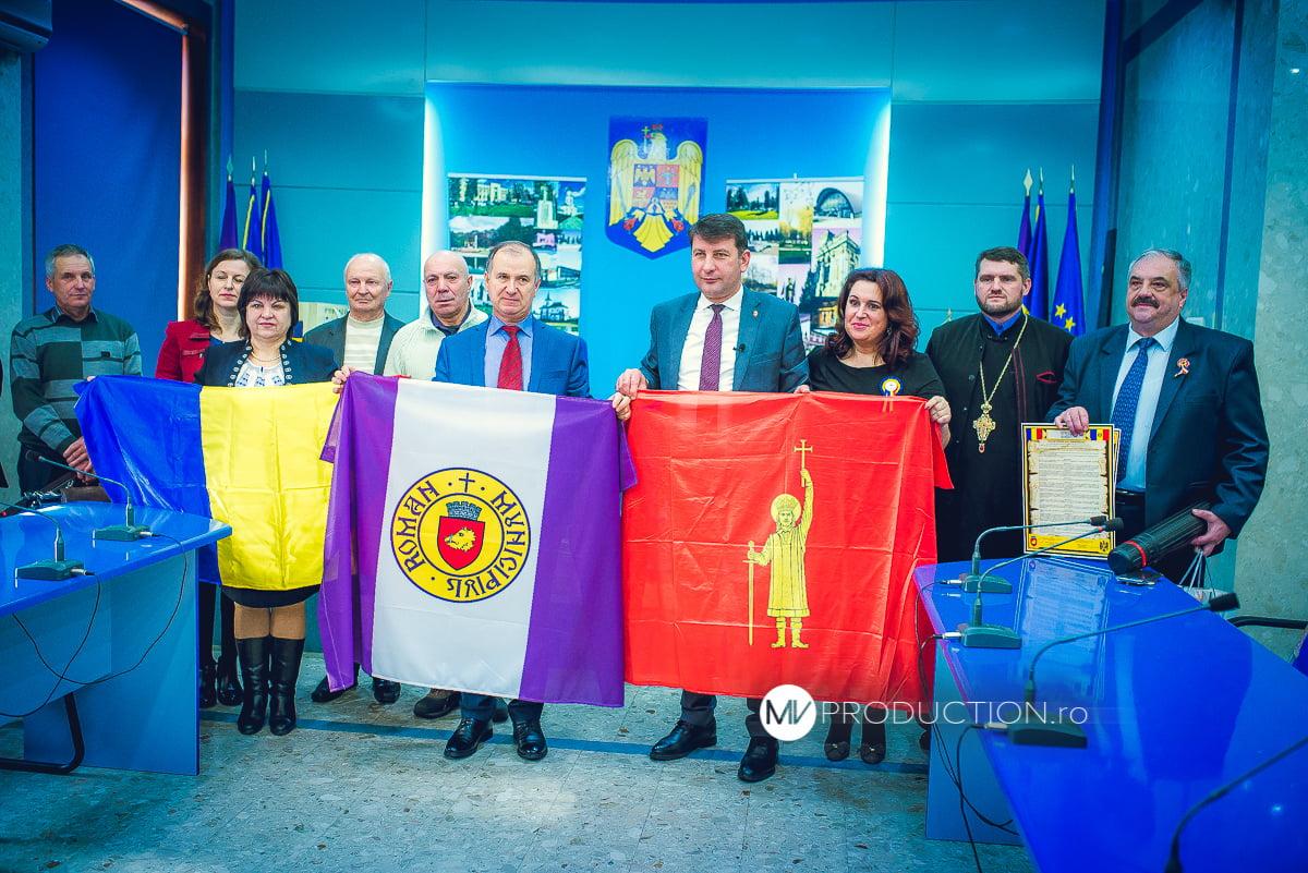Înțelegere de cooperare semnată între municipiul Roman și orașul Ștefan Vodă, din Republica Moldova