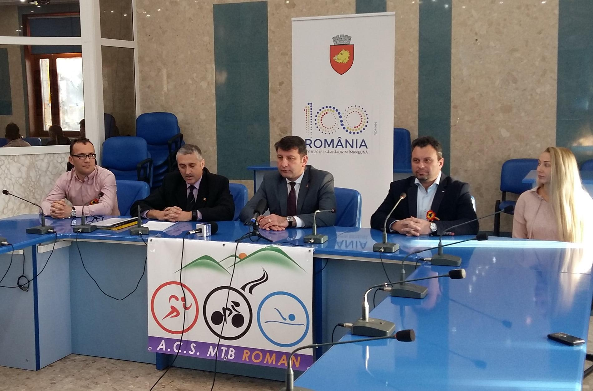 Asociația Club Sportiv MTB Roman și-a început oficial activitatea, de Ziua Națională