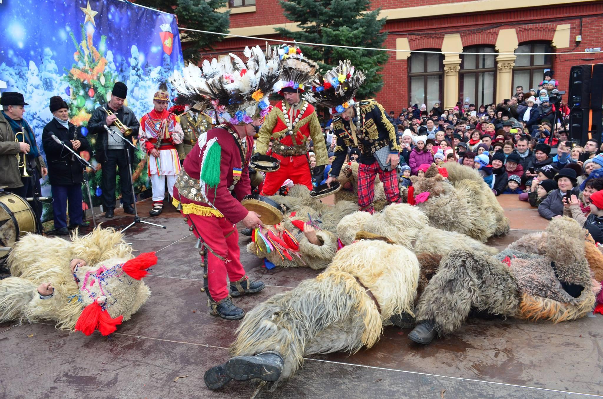 A noua ediție a Festivalului de datini și obiceiuri, pe 29 decembrie în Roman