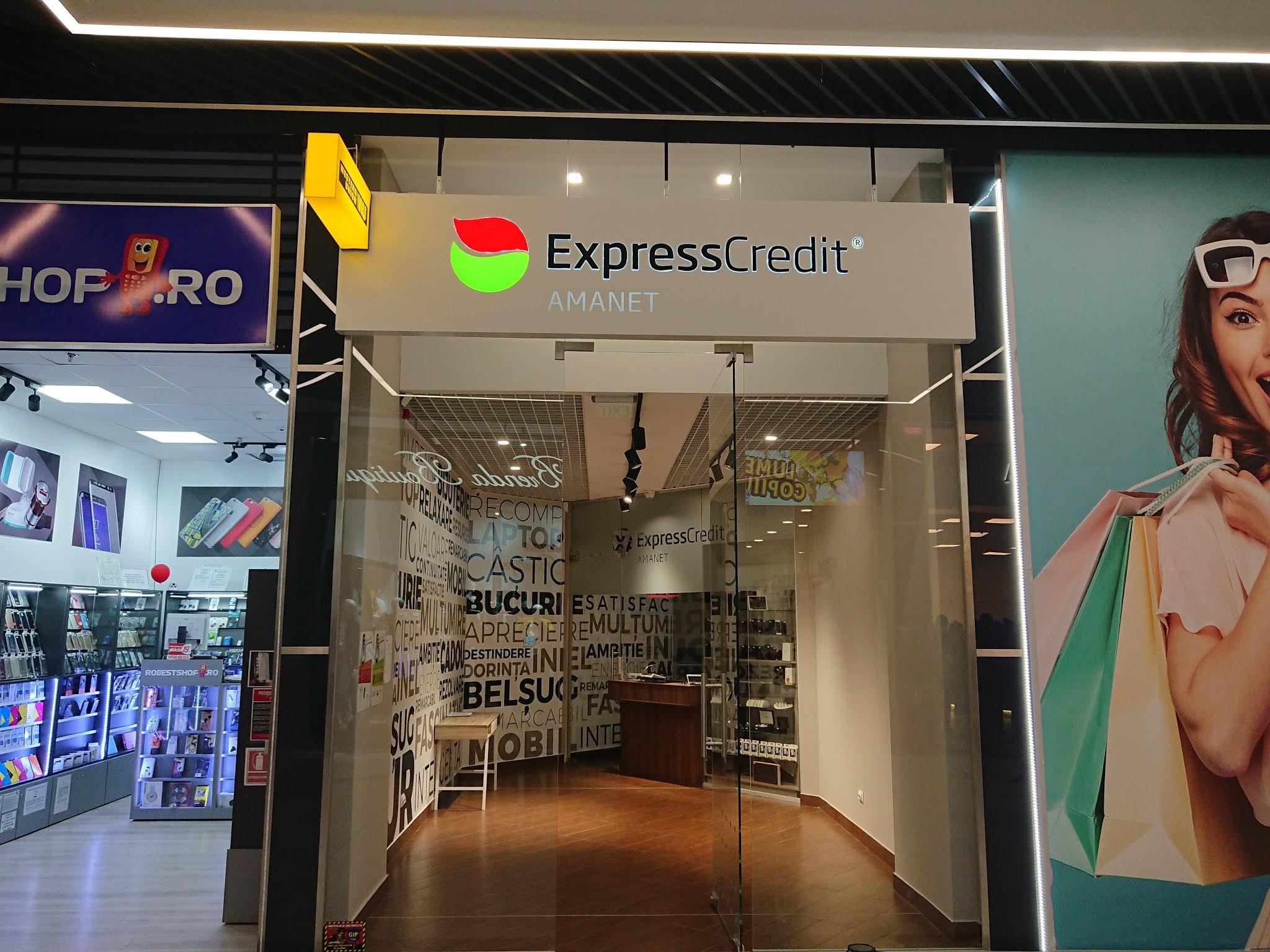 Express Credit Amanet, acum și în Roman!