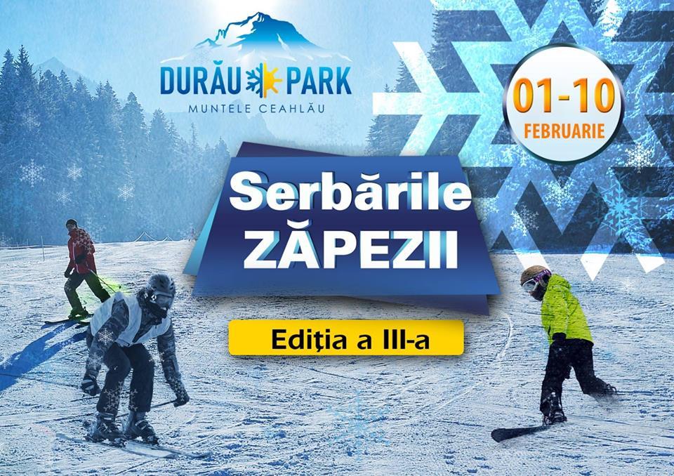 Nicole Cherry, Lora și DJ Optik, la Serbările Zăpezii de la Durău, începând de vineri