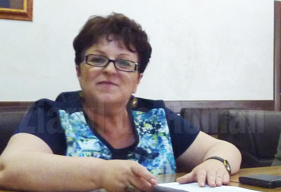 Noul city manager al Romanului este Gabriela Petrea