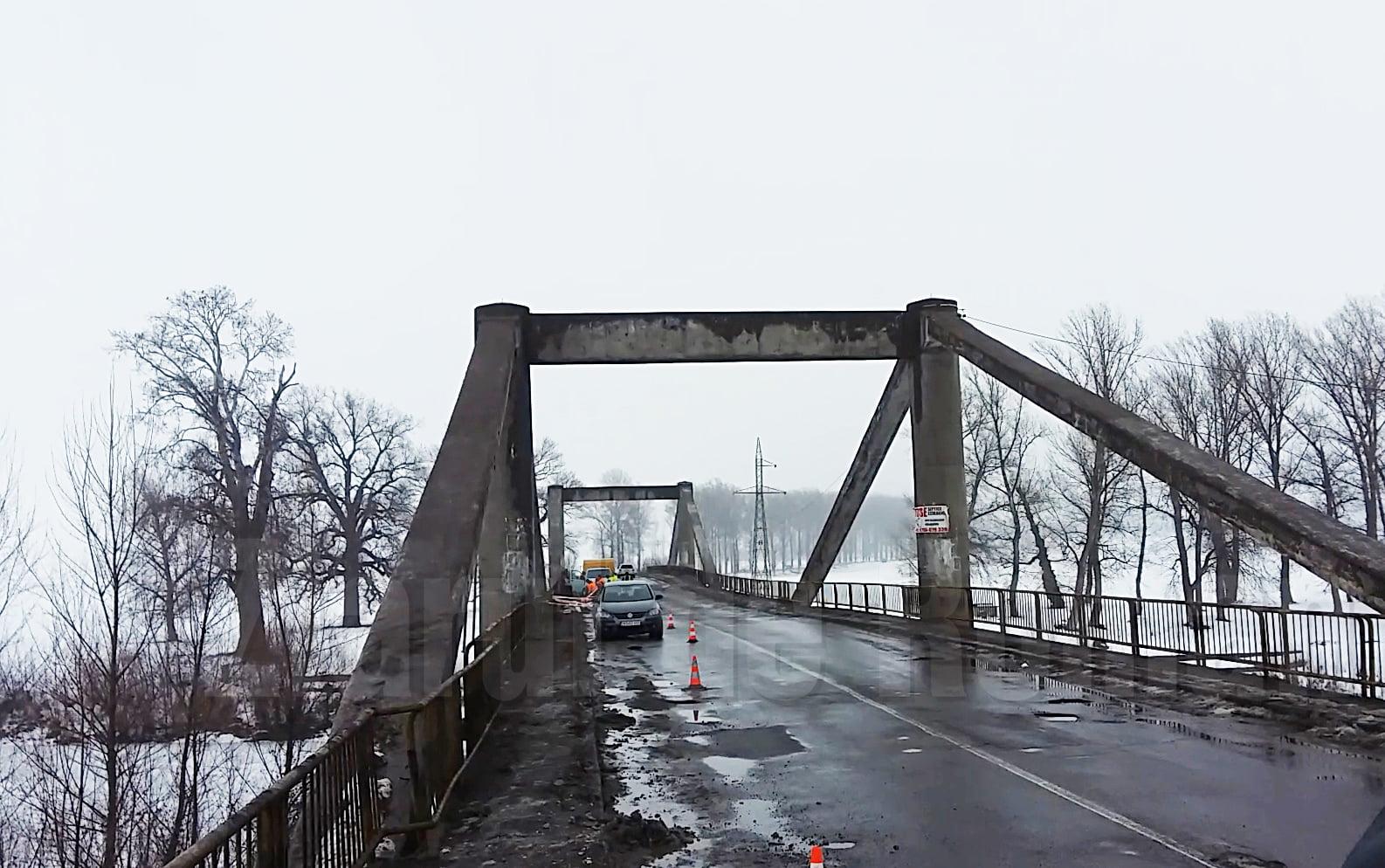 Reabilitarea podului peste Siret de la Luțca ar putea fi gata în acest an