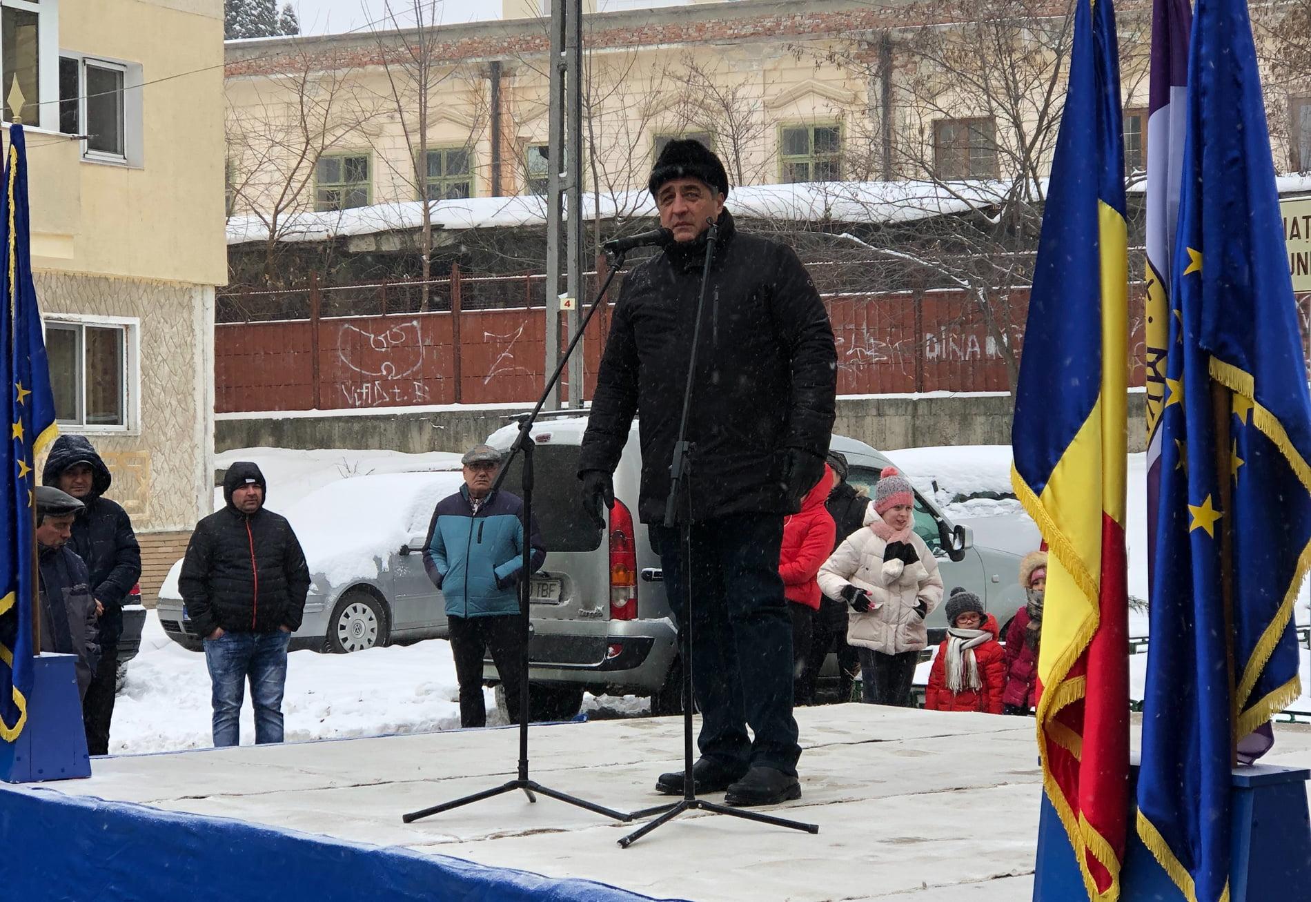 """Senatorul Dan Manoliu: """"Un îndemn ferm de peste veacuri, pentru generațiile actuale de români"""""""