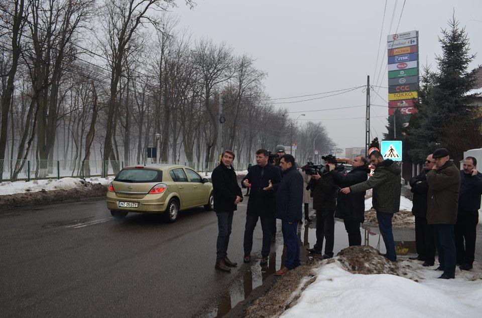 Demersuri pentru reabilitarea străzii Mihai Viteazu