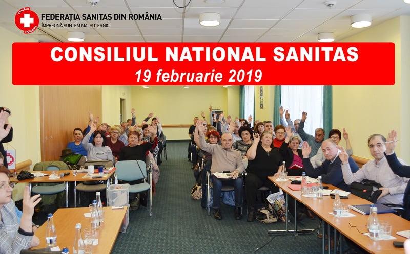 SANITAS a decis programul acţiunilor sindicale revendicative