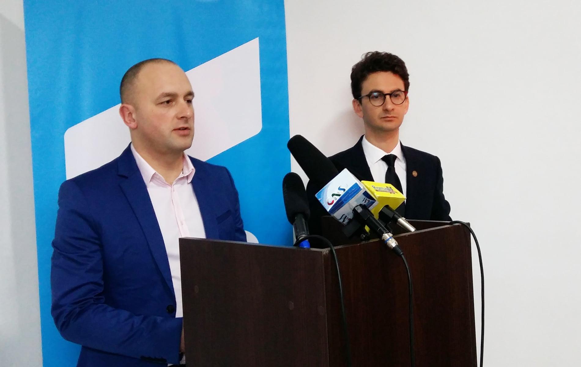 """Radu Samson, președinte USR Neamț: """"USR nu face politică la hectar"""""""