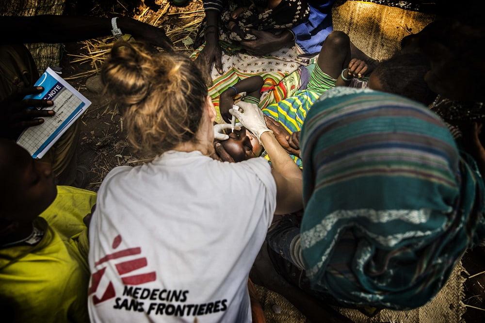 Organizația Medici fără Frontiere caută români pentru misiuni de salvare