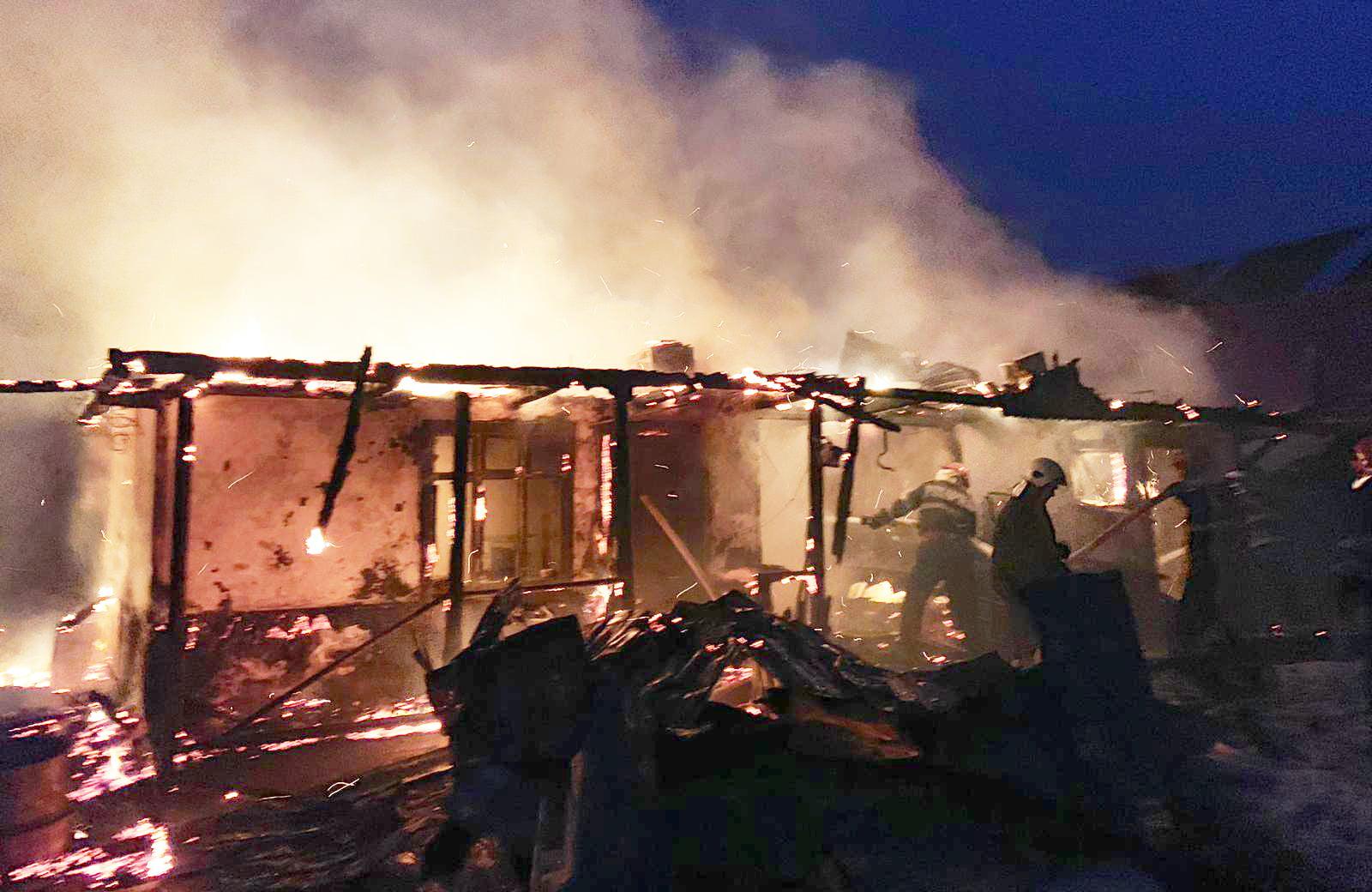 35 de victime și pagube de 776.000 de lei, după incendiile produse anul trecut în Neamț
