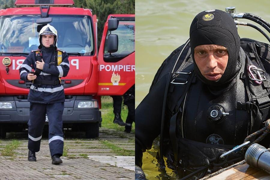 """Cine sunt """"Pompierul de onoare"""" și """"Salvatorul de onoare"""" ai județului Neamț"""