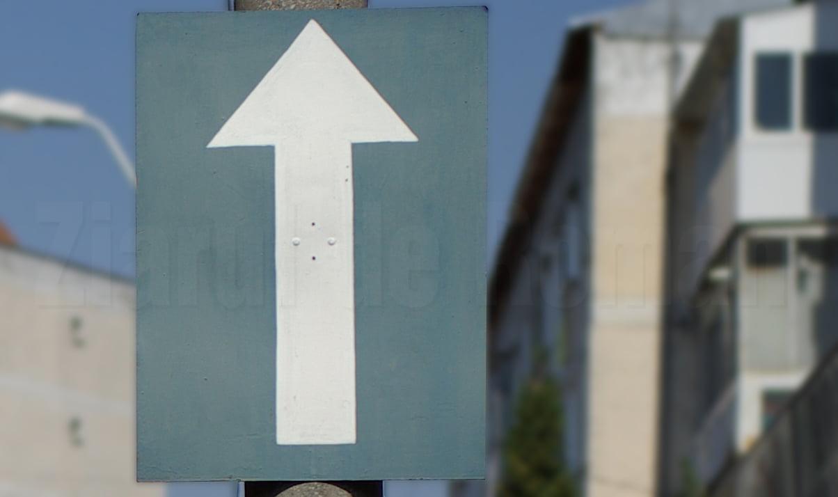 De miercuri, încă două străzi cu sens unic în Roman
