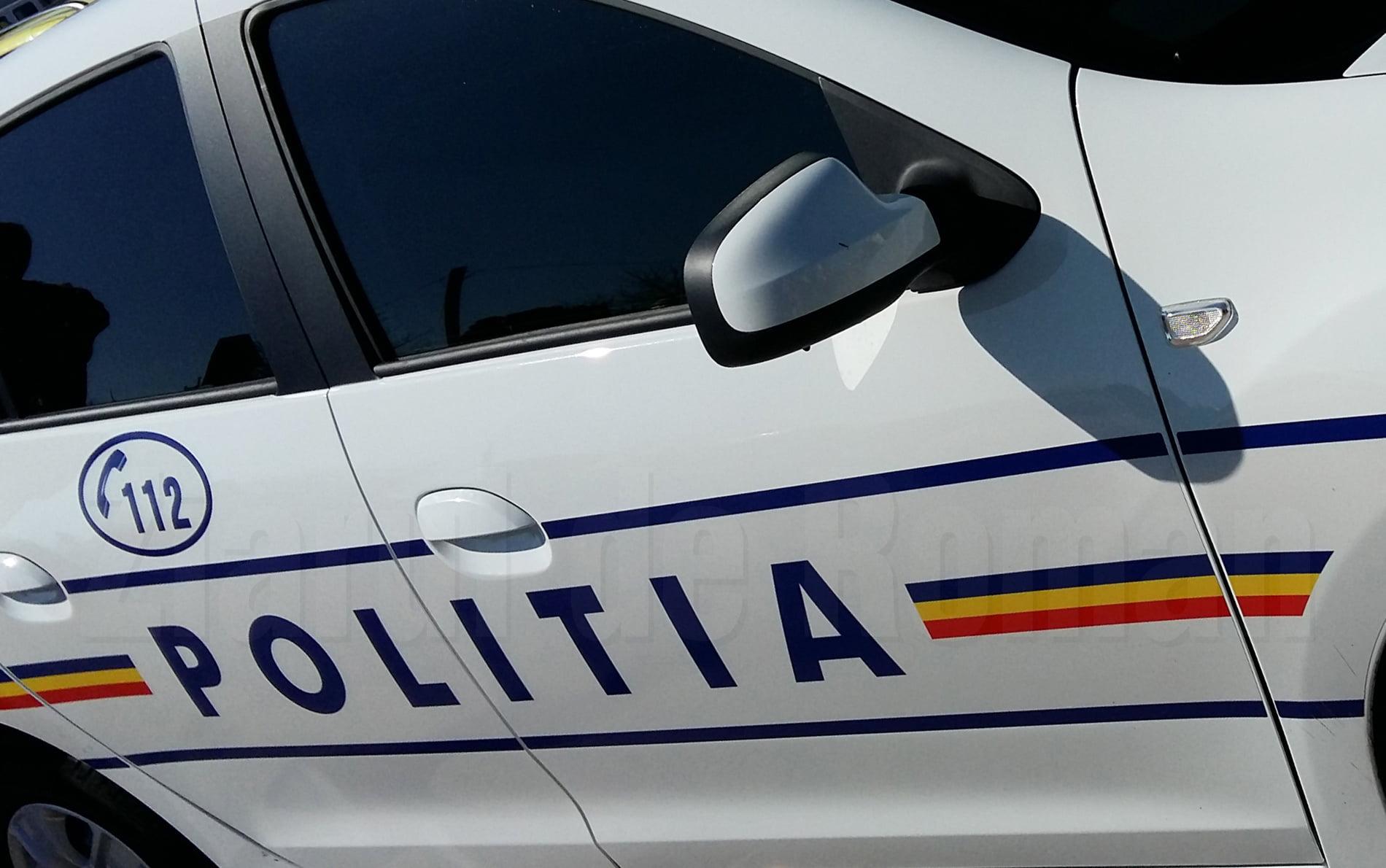 Șofer băut și fără permis, urmărit de polițiști la Bîra