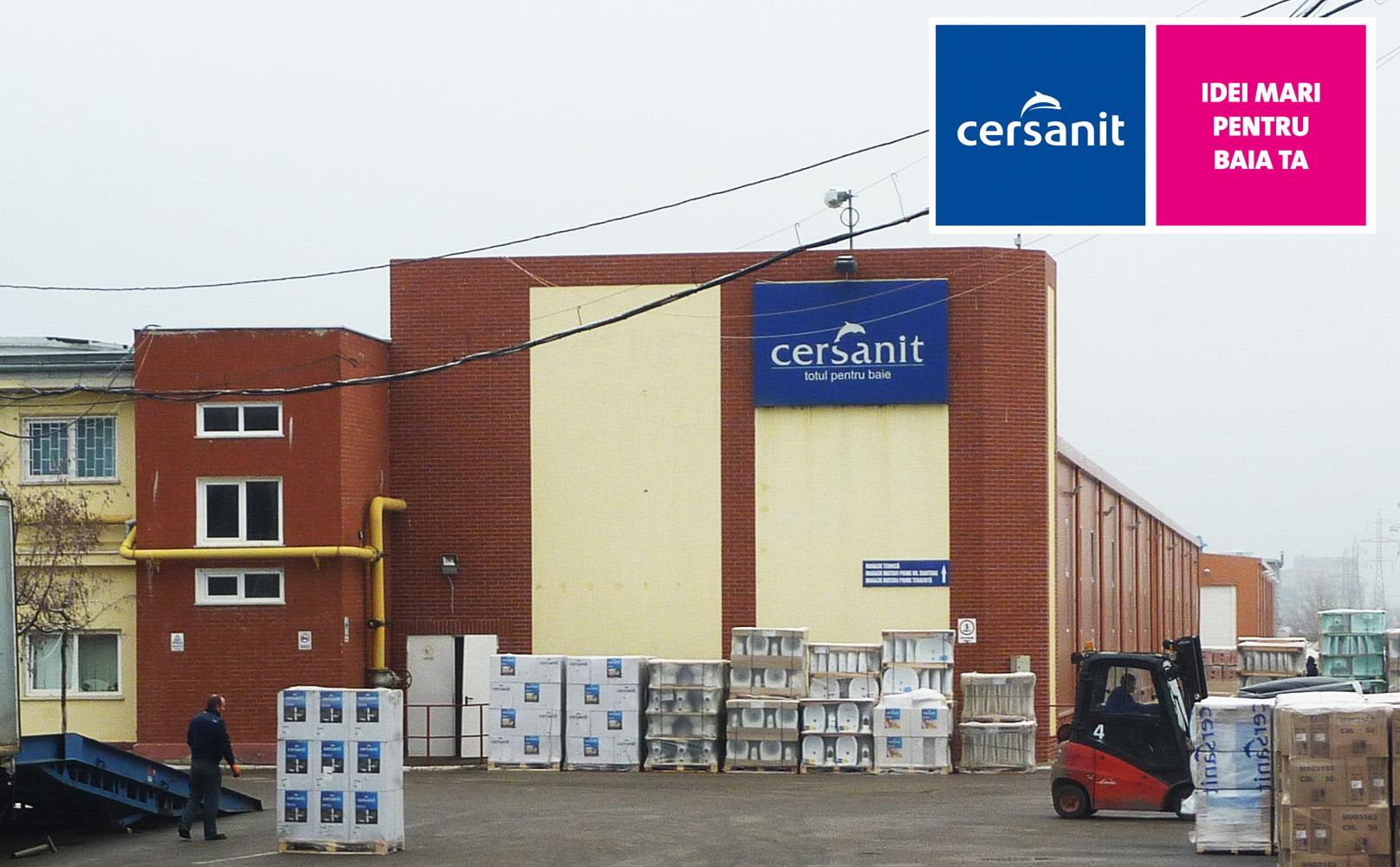CERSANIT ROMÂNIA inițiază o campanie de recrutare prin care oferă 50 de locuri de muncă
