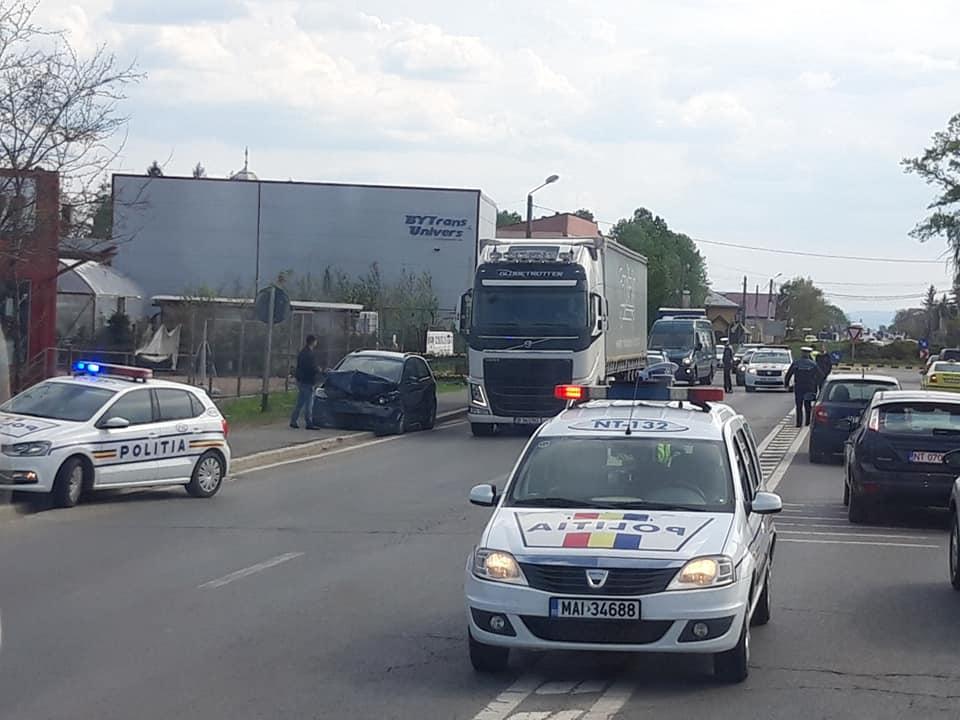 Accident cu o victimă pe E 85, la Horia