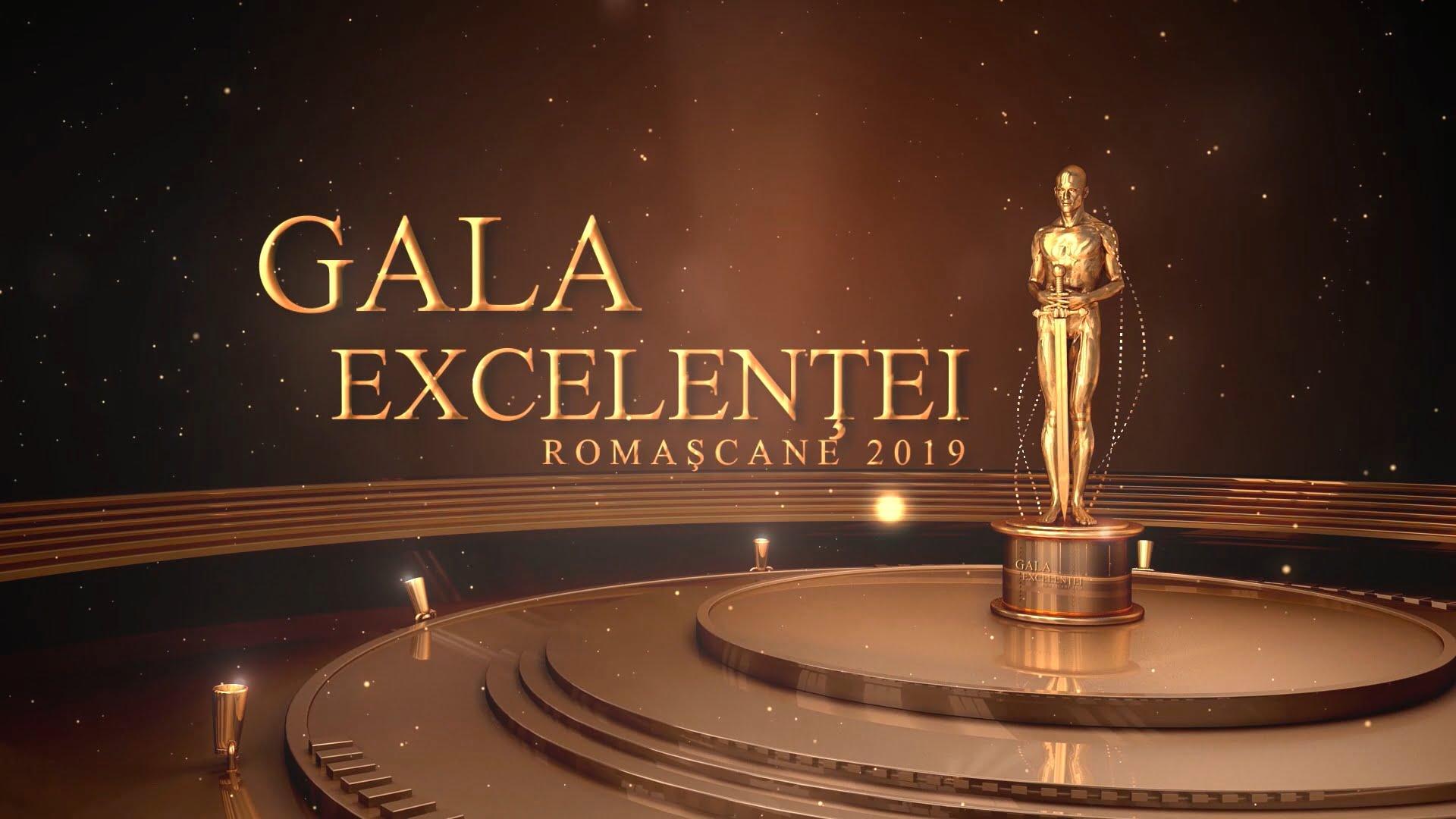 Au fost decernate premiile ediției 2019 a Galei Excelenței Romașcane