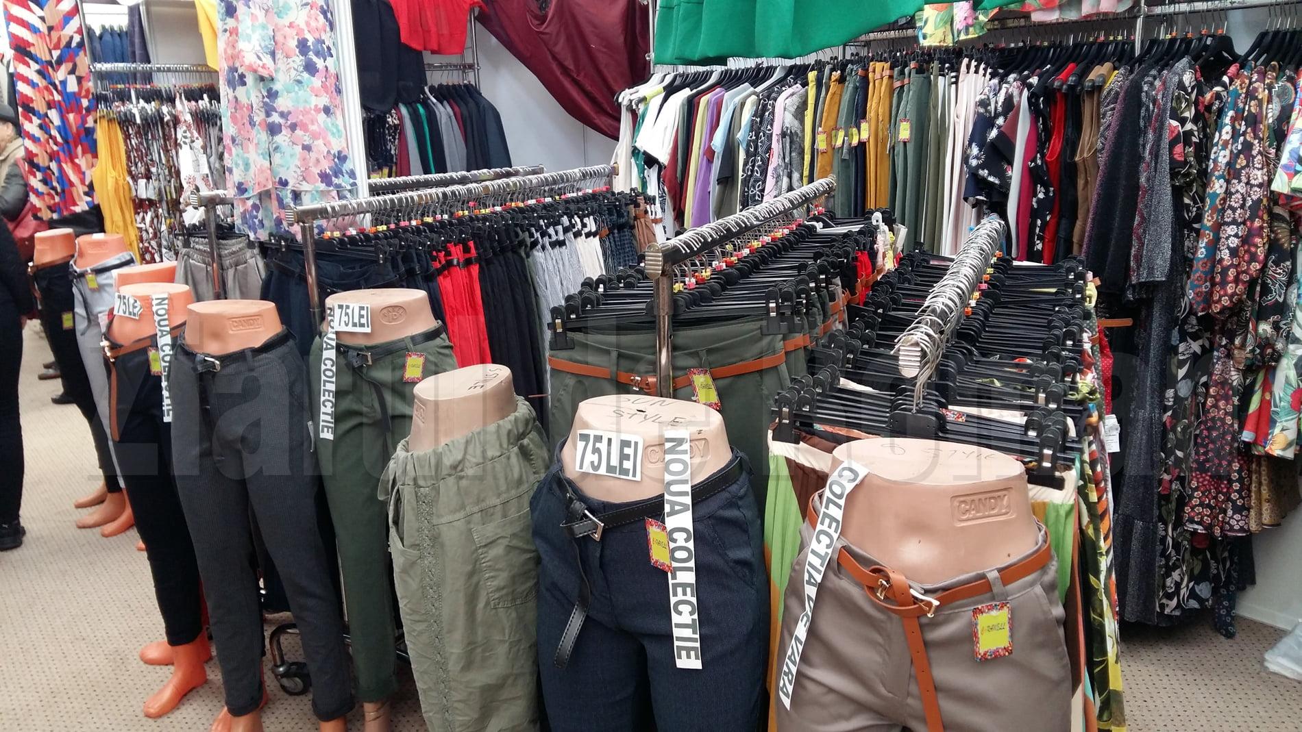 [FOTO] S-a deschis Târgul de Îmbrăcăminte-Încălțăminte Expofashion