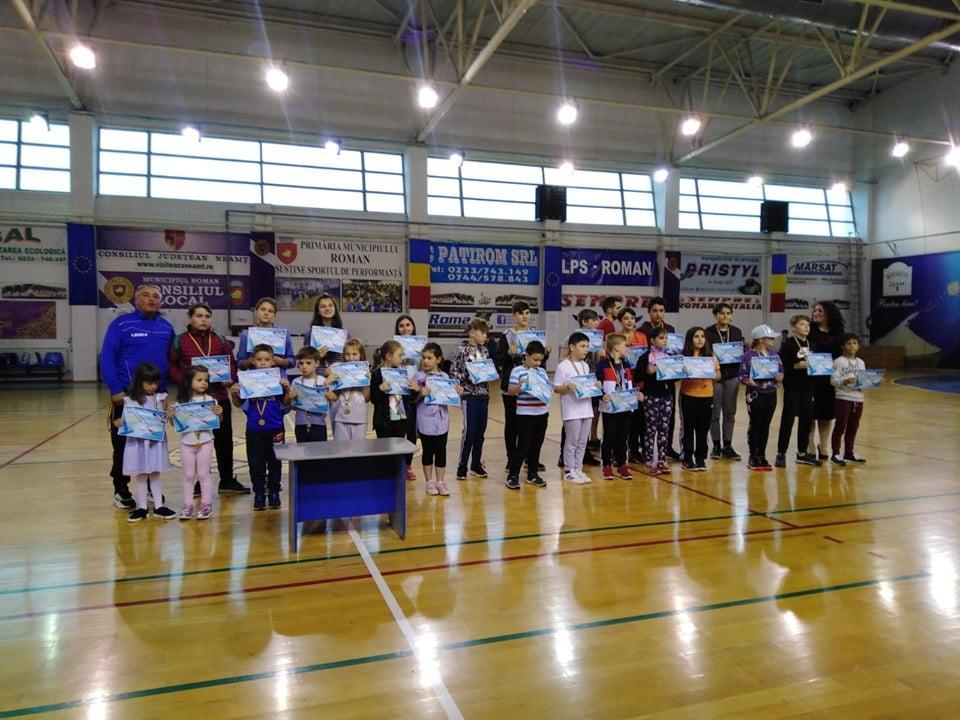 """Câștigătorii concursului de înot """"Cupa 1 Iunie"""""""
