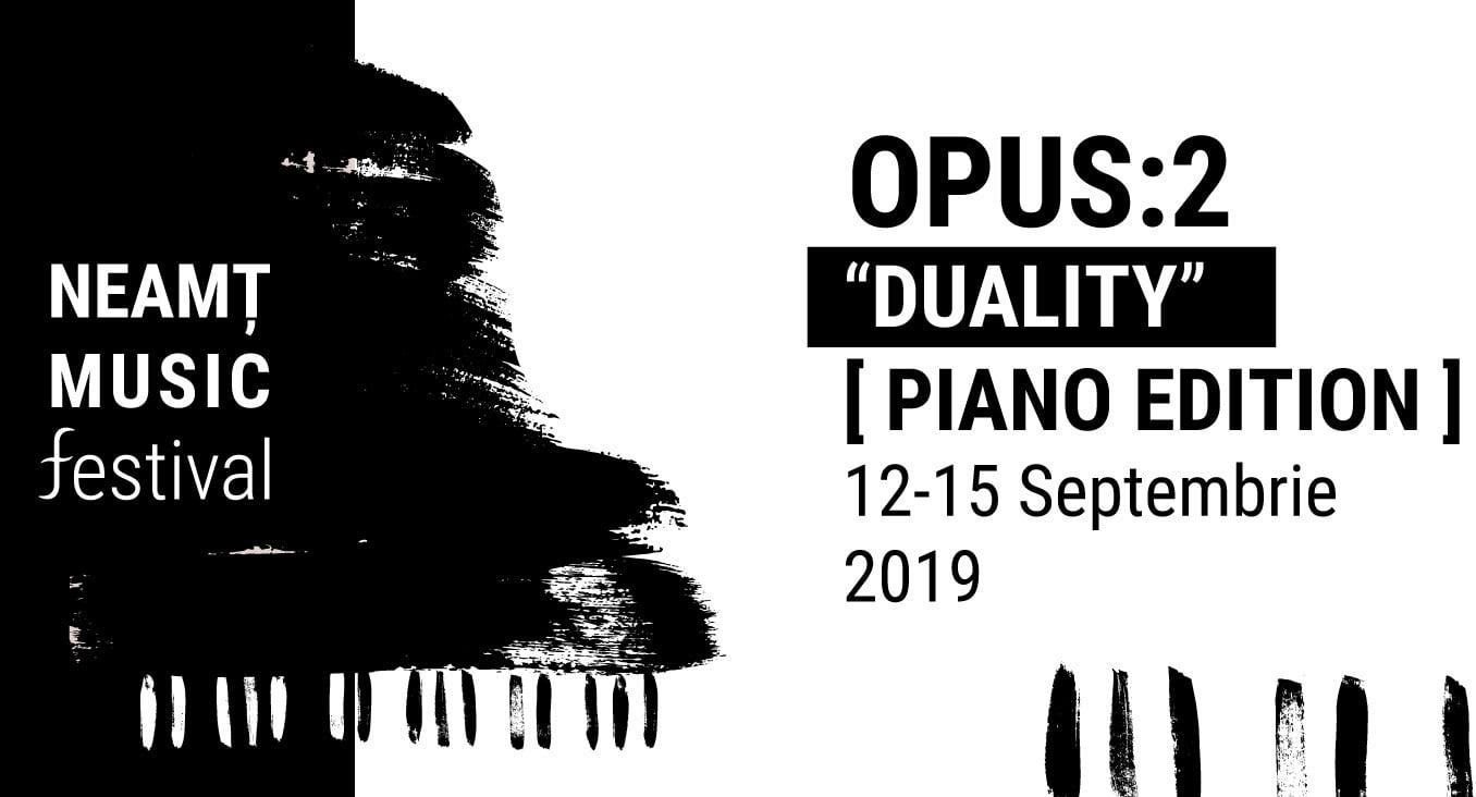 """A treia ediție Neamț Music Festival, sub patronajul Festivalului Internațional """"George Enescu"""""""