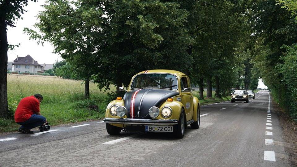 Raliul mașinilor clasice din Moldova începe vineri la Roman