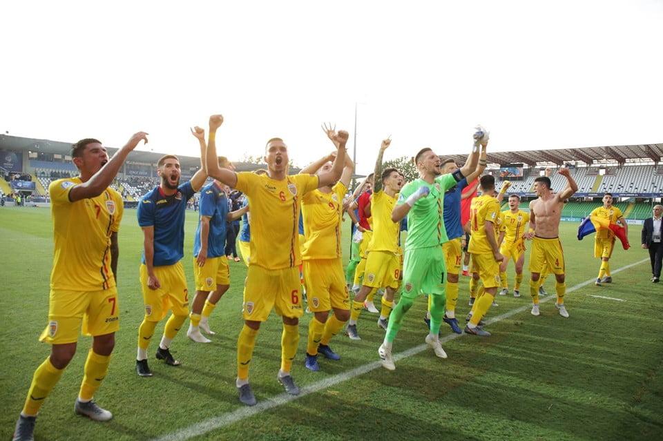 Suporterii romașcani pot vedea semifinala Naționalei la Euro U21 în centrul orașului!
