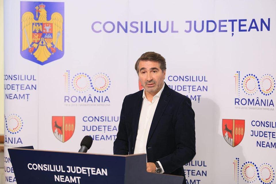 """Președintele Consiliului Județean: """"Aștept demisia echipei manageriale de la Apa Serv"""""""