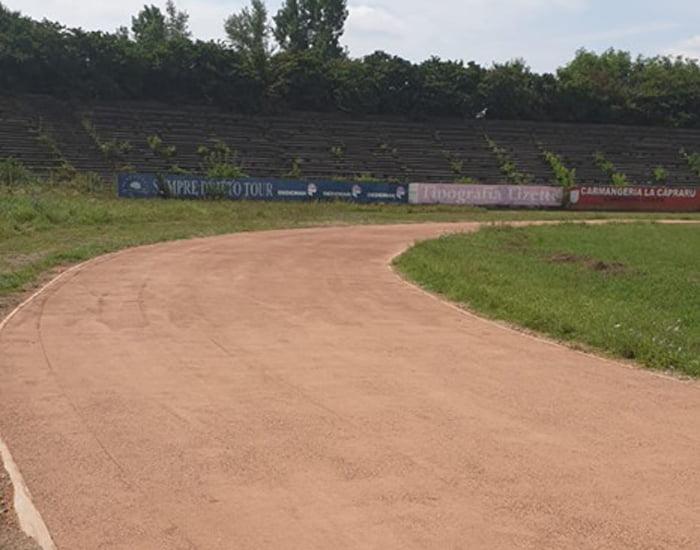 Pista de alergare de pe stadionul Moldova, deschisă publicului de miercuri