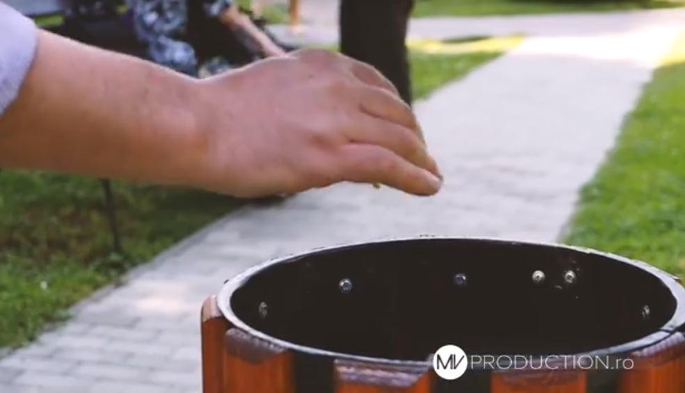 [VIDEO] Primăria Roman face campanii de educare a cetățenilor iresponsabili