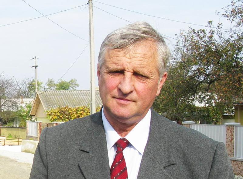 Primarul Petrică Prichici s-a stins din viață