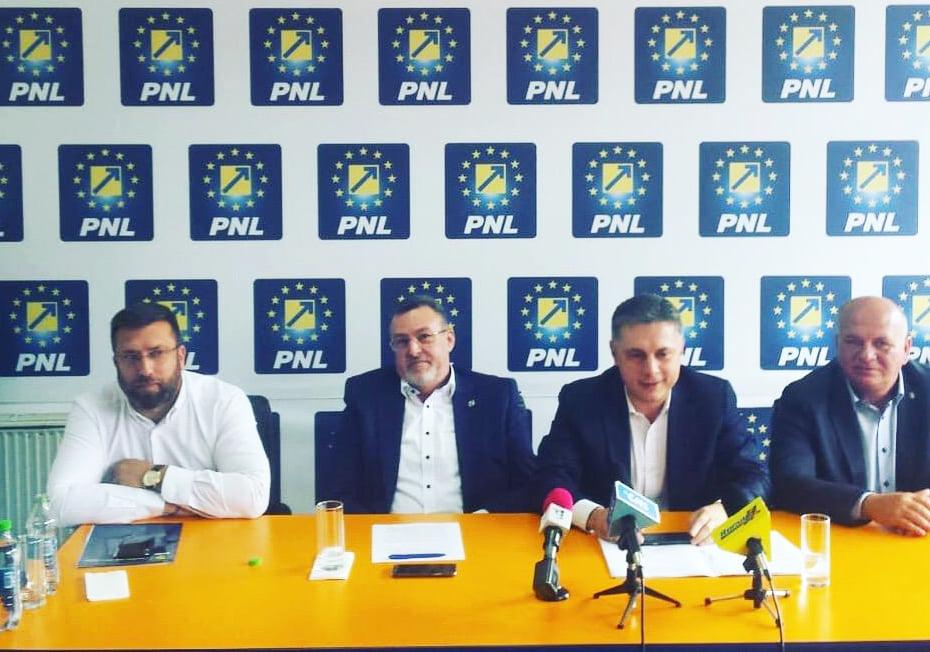 """PNL Neamț: """"Președintele CJ Neamț Ionel Arsene, consilierii PSD & ALDE & PMP au arătat că nu au respect față de populația a jumătate din județ!"""""""