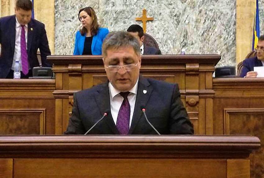 """Senatorul Dan Manoliu: """"Patimile politice la români, deasupra interesului naţional!"""""""