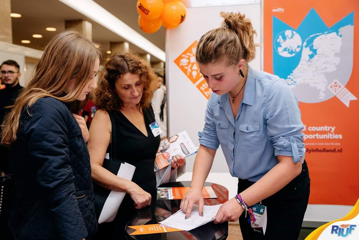 Târgul internațional al universităților RIUF, în luna octombrie la Iași