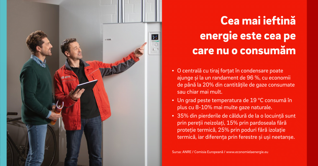 Tu cum foloseşti sursele de încălzire din locuinţă?