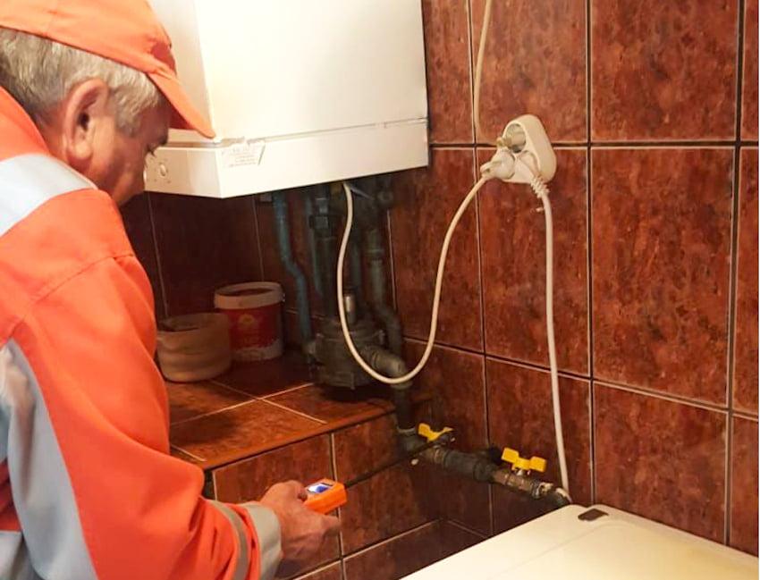 Puneți-vă la adăpost de evenimentele tragice: verificați instalațiile de utilizare a gazelor naturale!