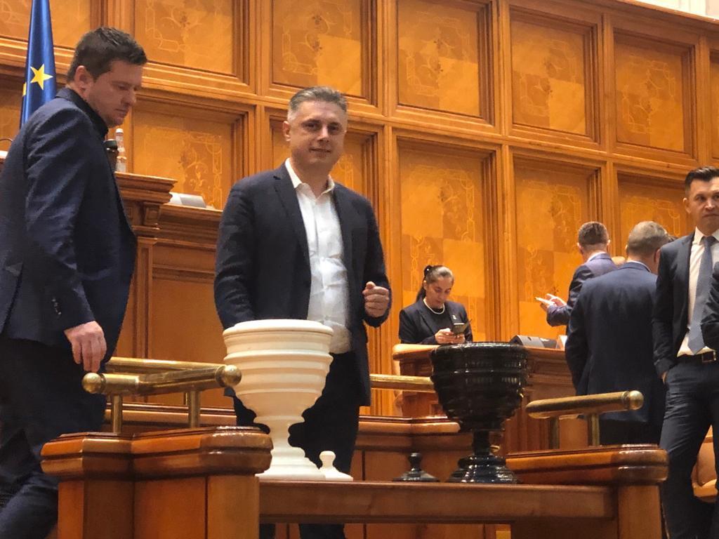 """Deputatul Mugur Cozmanciuc: """"România are un Guvern liberal, care va guverna pentru români!"""""""