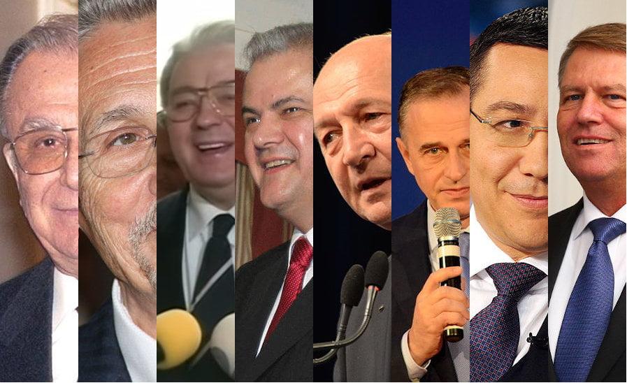 Cum au votat romașcanii după '89 la alegerile prezidențiale