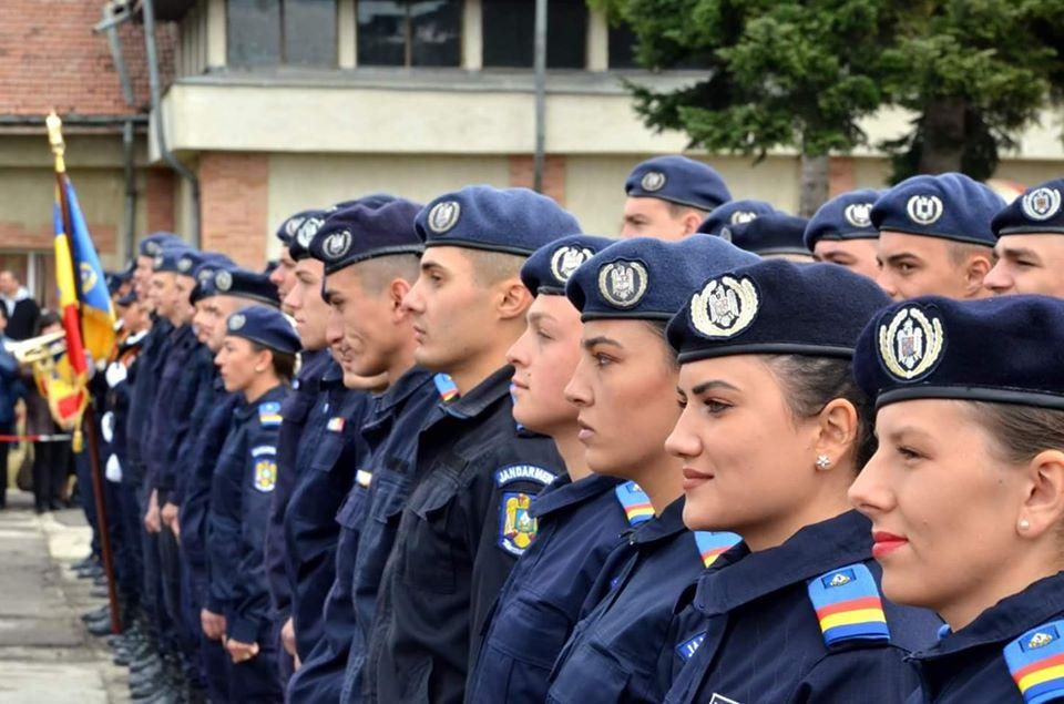 15 noiembrie, ultima zi de înscriere la școlile militare de subofițeri de jandarmi