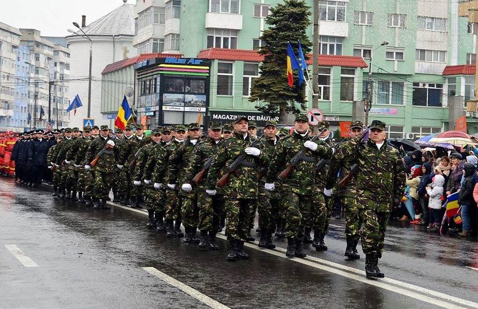 Ziua Națională, sărbătorită duminică după-amiază în centrul orașului