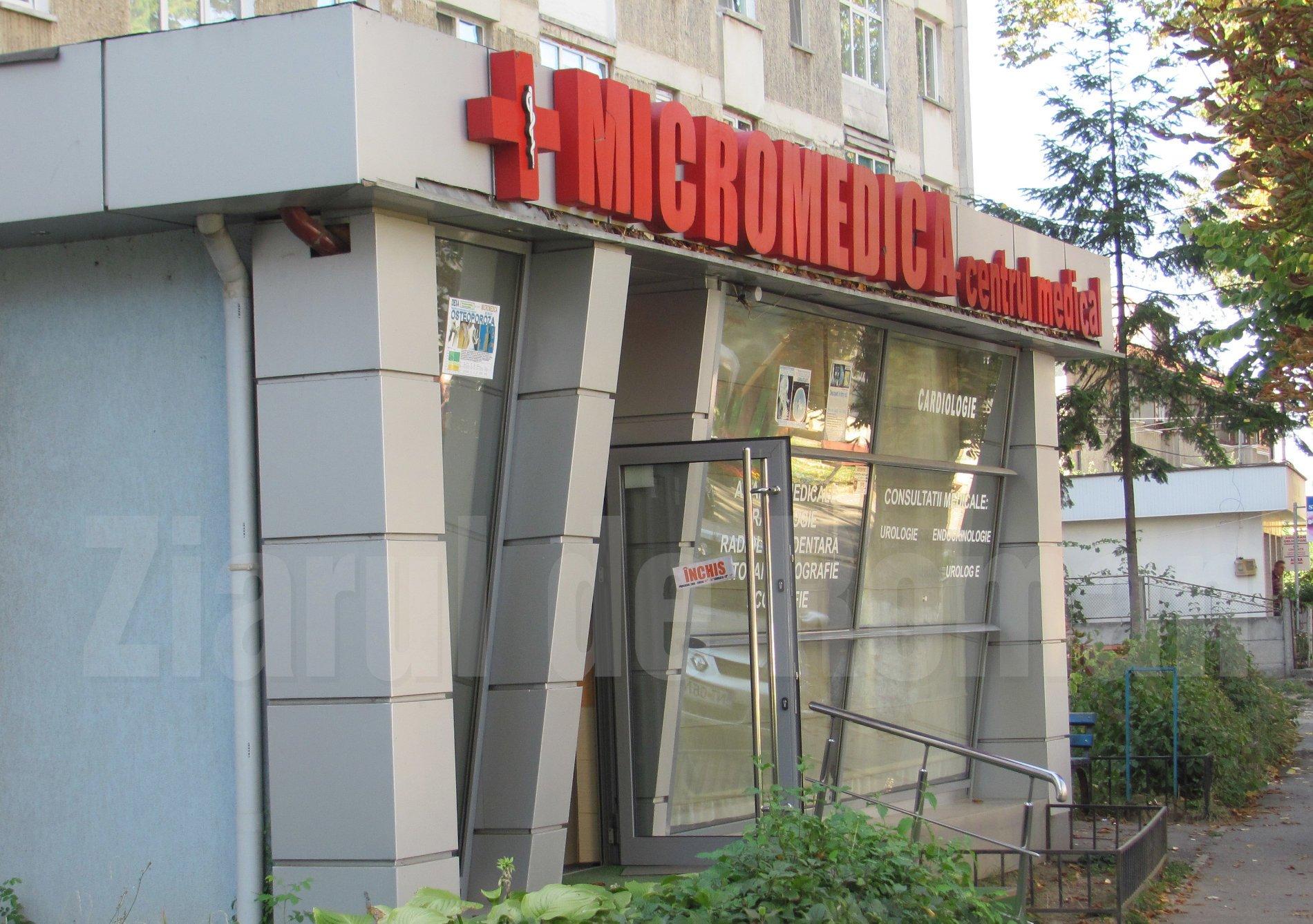 Centrul Medical Micromedica a fost cumpărat de MedLife