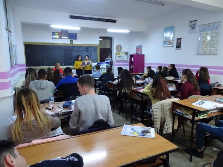"""Proiecte eTwinning derulate la Colegiul Tehnic """"Petru Poni"""" în anul școlar 2019 – 2020"""