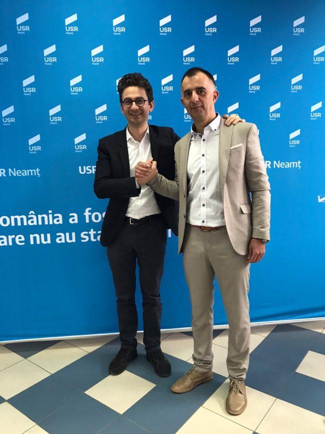 Iulian Bulai și Marius Irimia