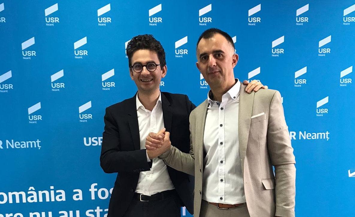 USR și-a desemnat candidatul la Primăria Piatra Neamț