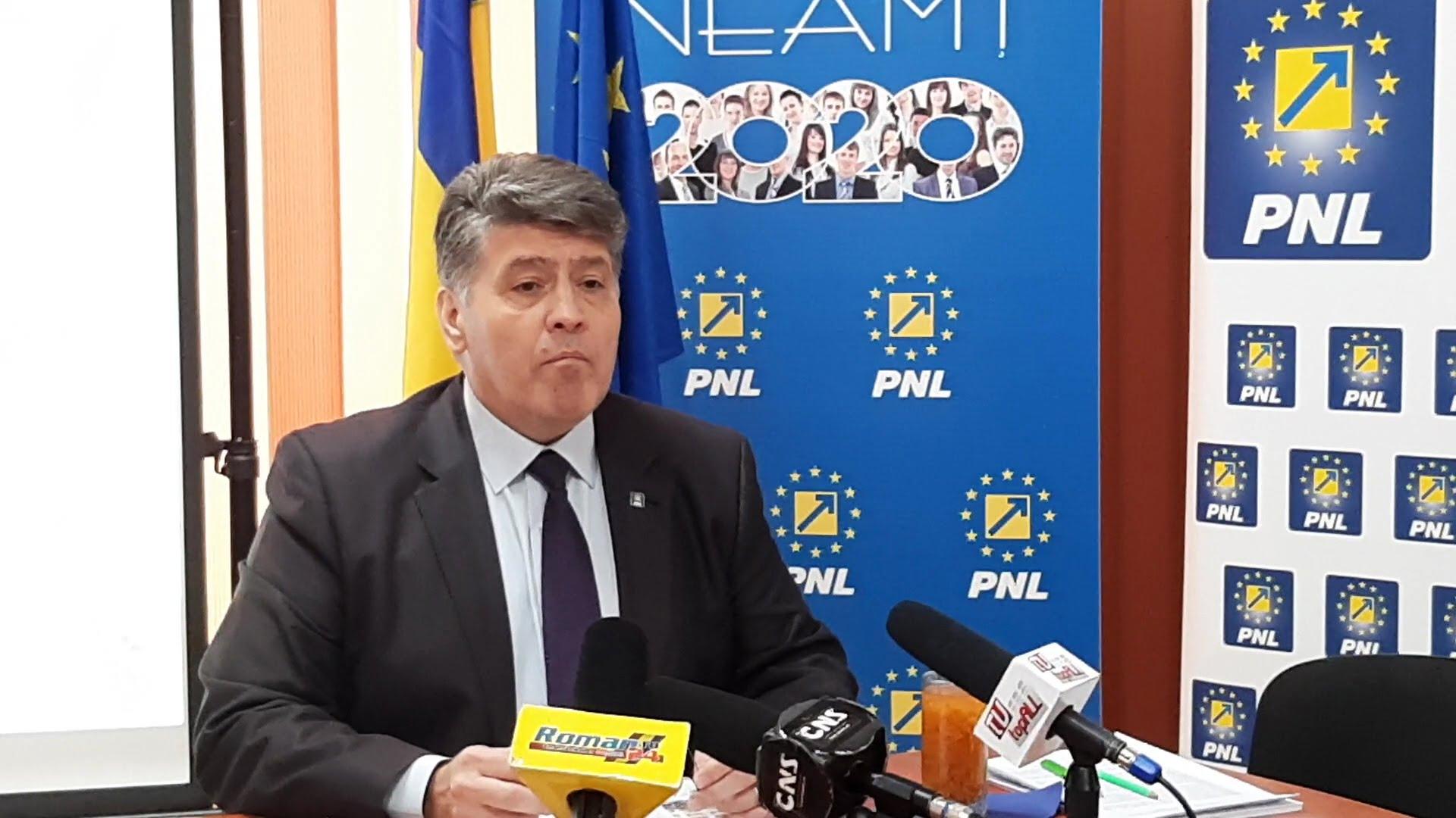 """Președintele PNL Roman Laurențiu Leoreanu: """"Marcel Ciolacu e Dăncilă în pantaloni. Aruncă România în haos pentru interesul de partid"""""""