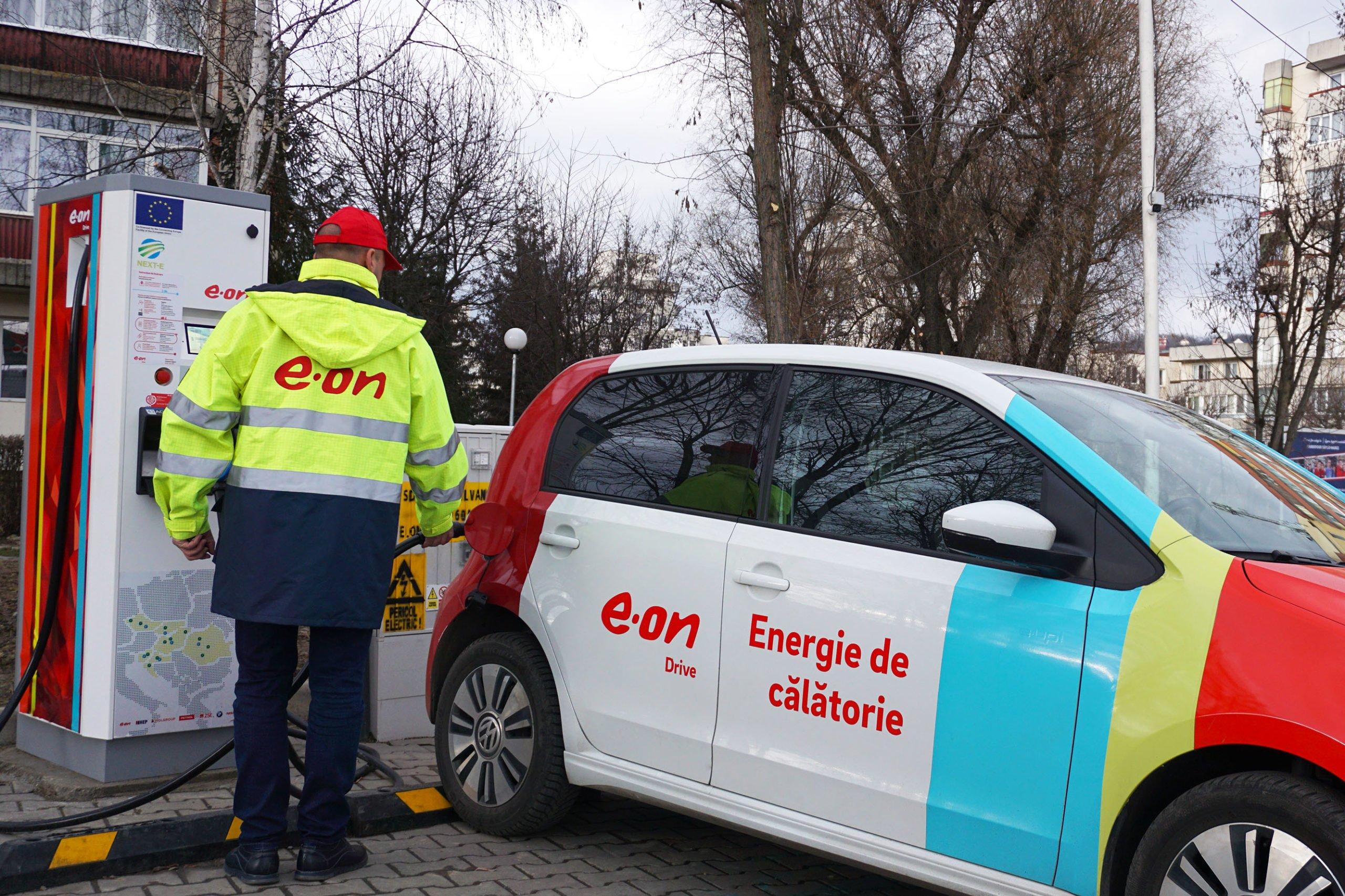 """E.ON Energie România a finalizat """"Autostrada electrică"""" Iași – Târgu Mureș"""
