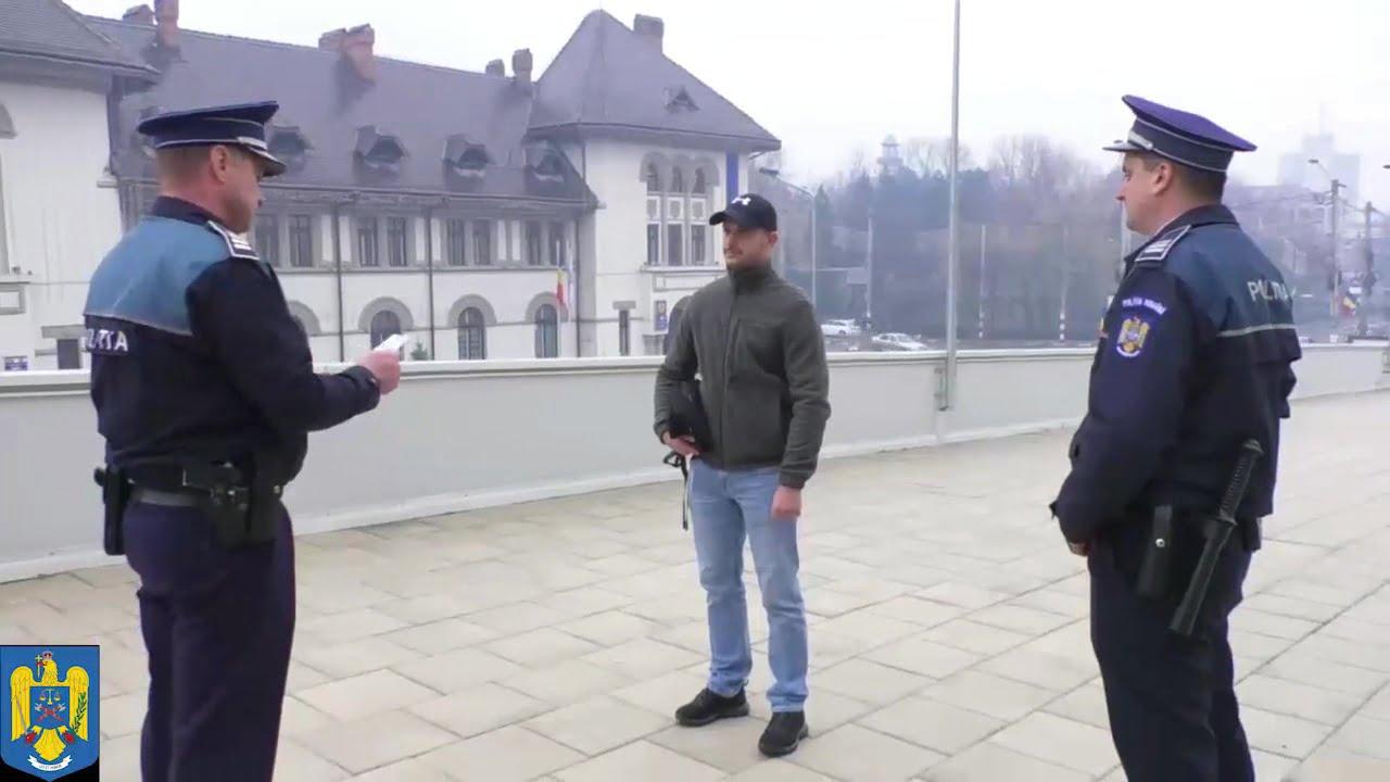 [VIDEO] Noile reglementări privind legitimarea persoanelor