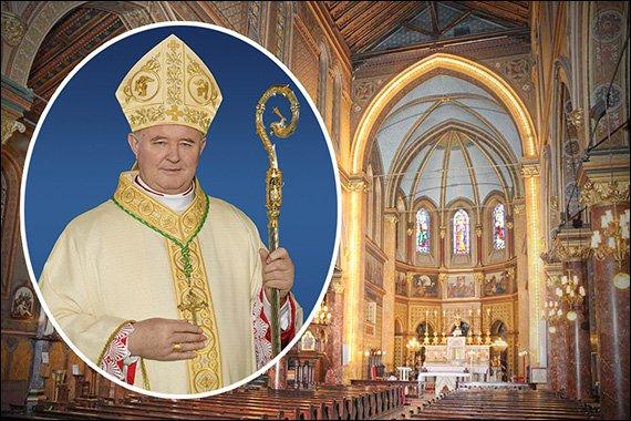 Mons. Aurel Percă, originar din Săbăoani, va fi înscăunat sâmbătă ca arhiepiscop mitropolit de Bucureşti