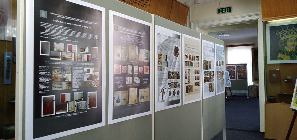 Activități culturale dedicate restaurării și restauratorilor, la Muzeul de Istorie Roman