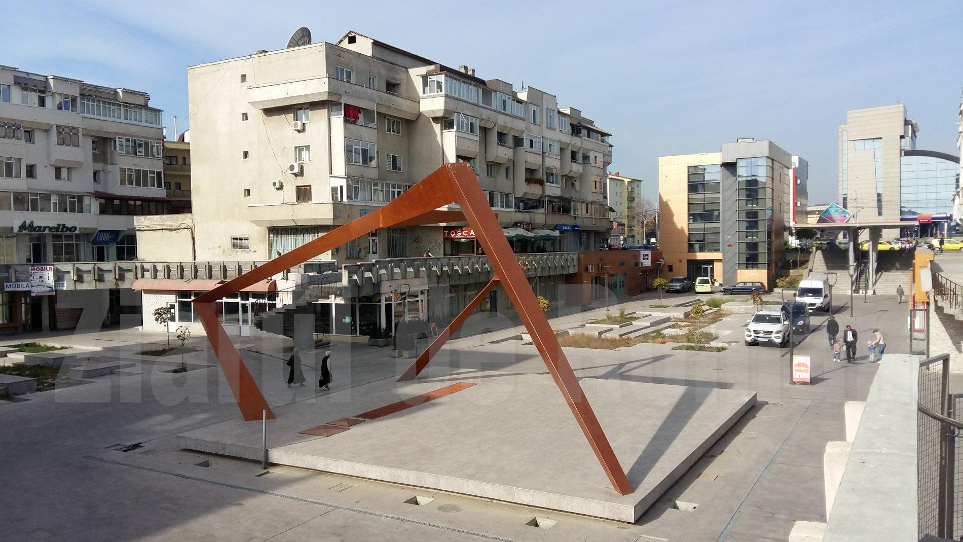 Birou de eliberări permise auto și sediu nou pentru Pașapoarte, în Pietonalul Ștefan cel Mare
