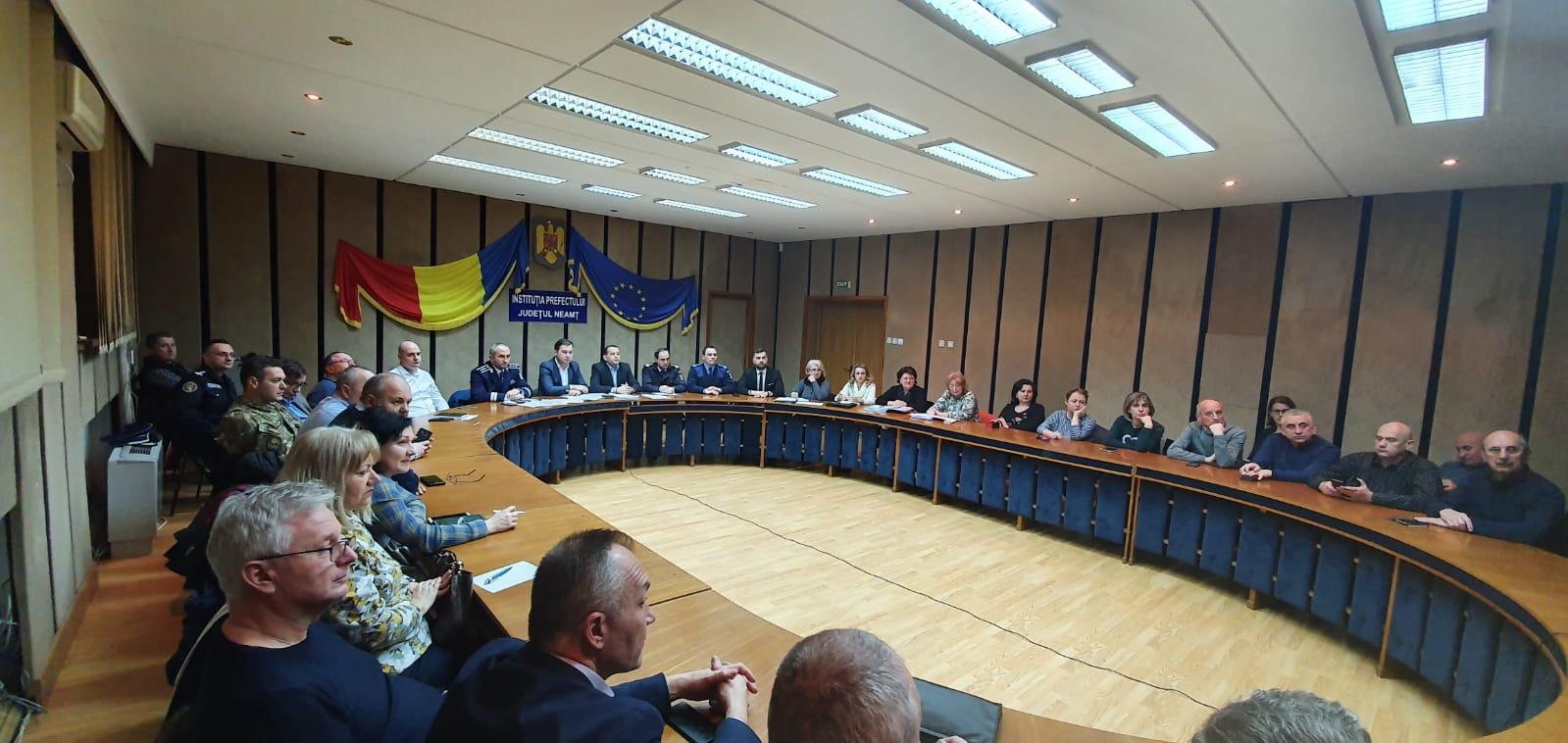 Comitetul Județean pentru Situații de Urgență a propus noi măsuri privind COVID-19