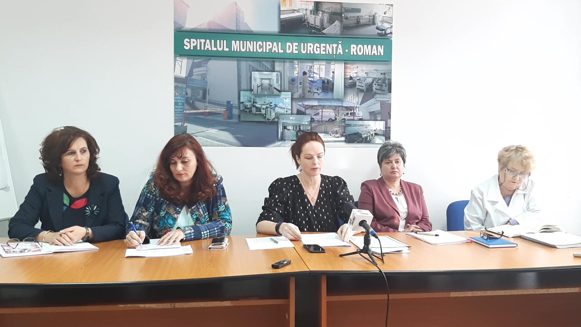 Magda Rus, noul director financiar-contabil al Spitalului Roman